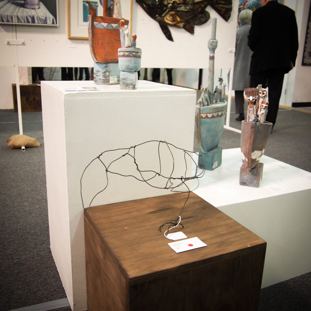 Art Red Hill Exhibition_