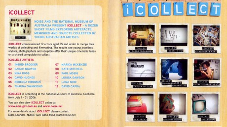 Cover image from icollect dvd